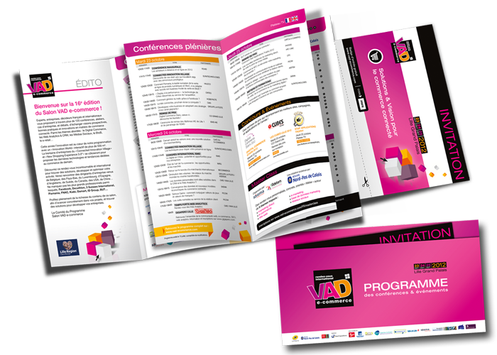Bonus-Mailing VAD Programme Conférences piénières